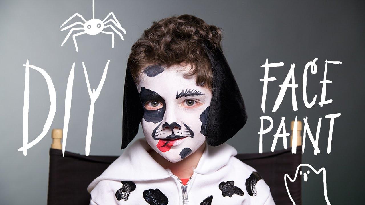 Dog Halloween Makeup.Dog Makeup Halloween Face Paint