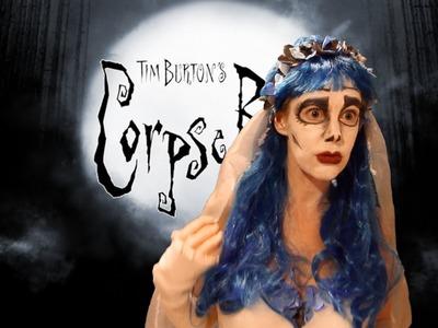 Emily (Corpse Bride) Costume Tutorial