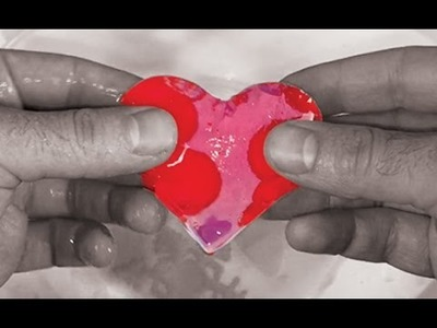 Growing Gems Polymers Heart Rose Star And Ball