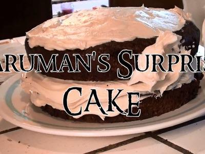 Happy Hobbit: Saruman's Surprise Cake - Episode 64