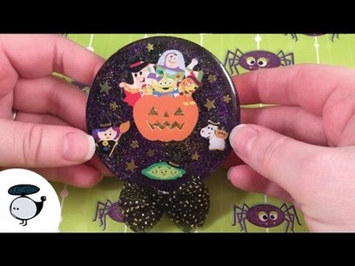 HAPPY HOLLYWEEN! | TOY STORY HALLOWEEN RESIN TUTORIAL