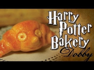 Harry Potter Clay Bakery: Dobby Croissant