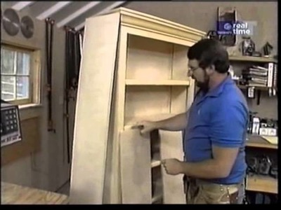 HOW TO: Build a Bookcase  - Part 1