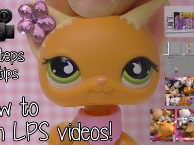 ⚡ How to film LPS videos! (7 steps and tips) ⚡