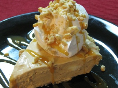 How to make a Peanut Butter Ice Cream Pie