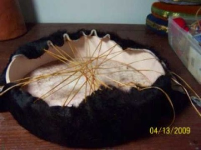 How to Make a Rawhide Frame Drum