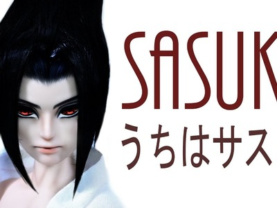 How to make a Sasuke Uchiha (うちはサスケ) Doll