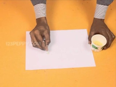 How to Make an Invisible Ink