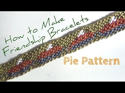 How to Make Friendship Bracelets ♥ Pumpkin Pie