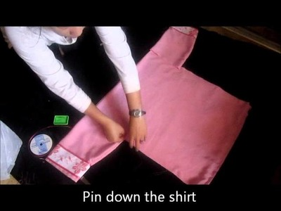 How to sew Hmong Shirt 2