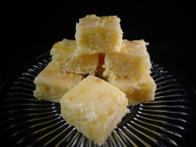 Lemonies (Lemon Brownies) -with yoyomax12