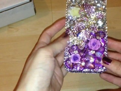 Lux Addiction Phone Case Review and GIVEAWAY!!!