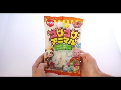 Meigum CoroCoro Animal Mochi DIY - Japan Crate