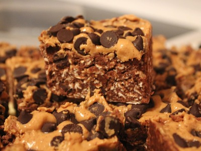 Military Muscle | Chocolate Peanut Butter Chocolate Chip Protein bars - Elijah Maine