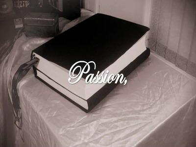 My Handmade Book of Shadows