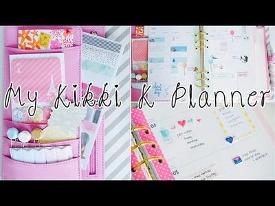 Plan With Me: Kikki K Planner June Set Up   Charmaine Dulak