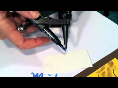 The Perfect Airbrush! Turn ANY marker into an airbrush!