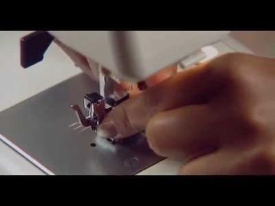 Usha Janome Demo Video: Part 2