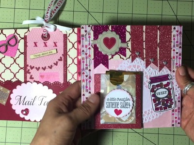 Valentine's Day Pen pal Flip book