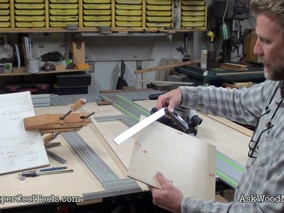 1080. How To Cut Plywood Sheets Accurately • Video 1 of 3