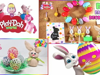 DIY Easter COMPILATION | How To Make Easter Decor | Easter Home Decor