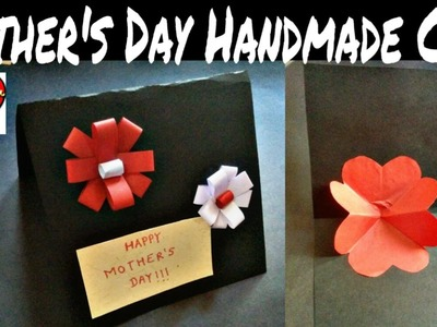 DIY- Mother's Day Card | How to Make Mother's Day Card | Mother's Day gift Idea