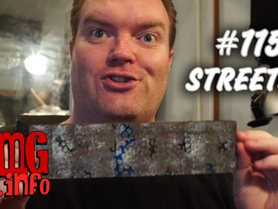 Dungeon Tiles - City Streets - How to make city street dungeon tiles? DMG#115