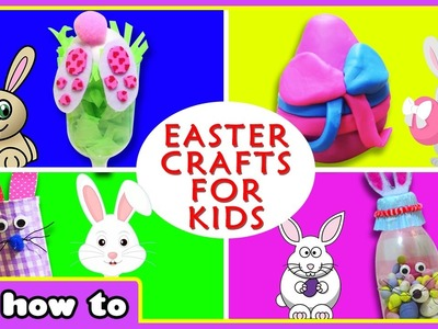 Easter | Easter Crafts for Kids | Easter Eggs | DIY Easter Crafts | How To Make | Hooplakidz How To