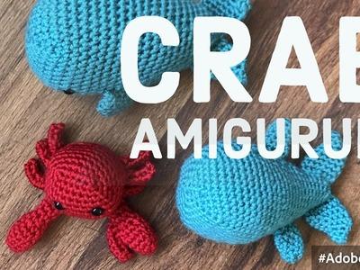 How to Crochet a Crab Amigurumi