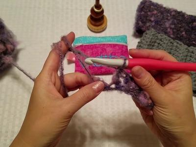 How To Crochet A Stretchy Headband