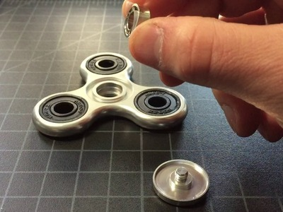 How to fix a fidget spinner that won't spin