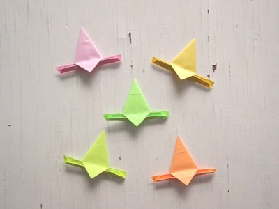 How to fold Origami Star