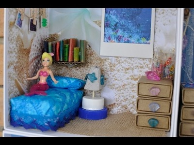 How to Make a Dollhouse Out of Boxes and Recycled Materials
