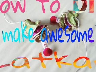 How to make a fabulous  latkan at home