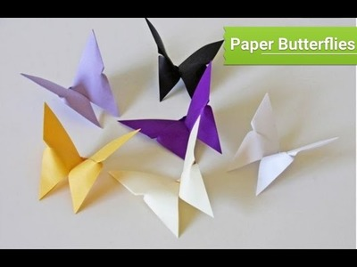 Easy diy fall room decor 2016 farina aguinaldo my for How to decorate a paper butterfly