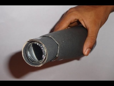 How to make a telescope at home