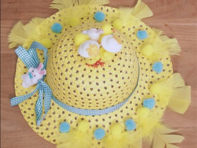 How To Make An Easter Bonnet The Wilko Way