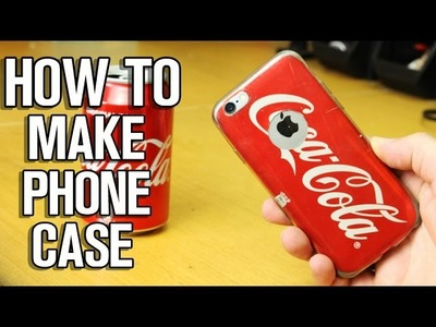 How To Make Coca Cola Phone Case