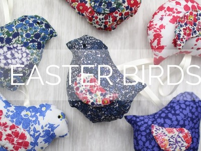 How To Make: Easter Chicks. Birds