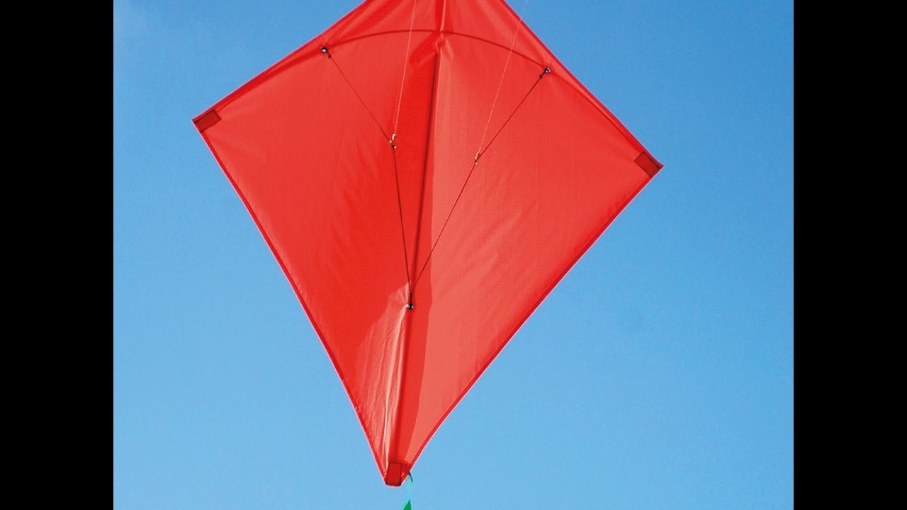 How to Make Kite at Home | How to make a Kite with household items - Quick and Easy - Youtube