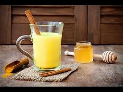 How to Make Turmeric Tea ( Recipe ). Natural Master No.1