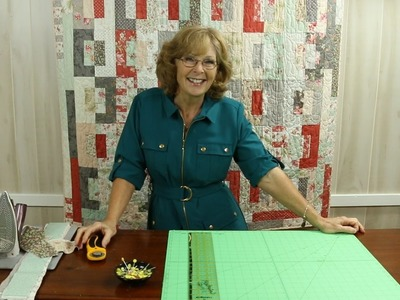How to Quilt Using Precuts