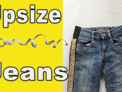 How to upsize jeans in waist and hips Meeshatv New Guest Host!