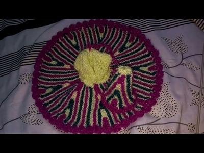 "Part2.3.How to make.???? shaped.Kali design.dress.for.laddu gopal.Bal gopal.Kanha ji.""Hare Krishna ji"""