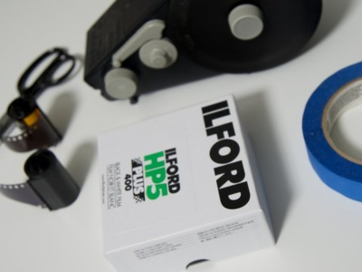 SAVE HALF THE MONEY ON FILM!!! How to Bulk Load Film with the Watson 100 35mm Bulk Film Loader