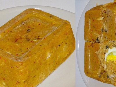 Simple and Easy|| How To Cook Nigerian Moi Moi (Moin Moin)