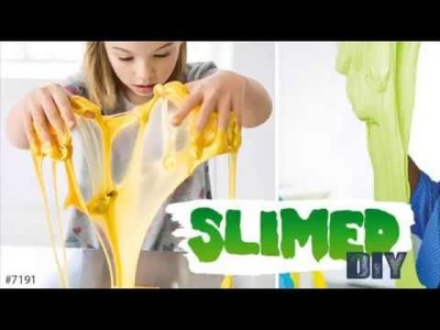 Slimed DIY - How to Make Your Own Slime at Home