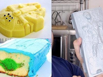 STAR WARS top 3 recipes - DIY How to make
