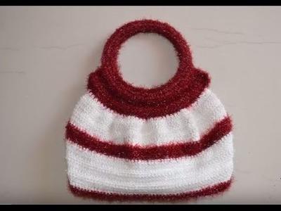 DIY Crochet Purse  (Part 2) - Anjalis Handicraft