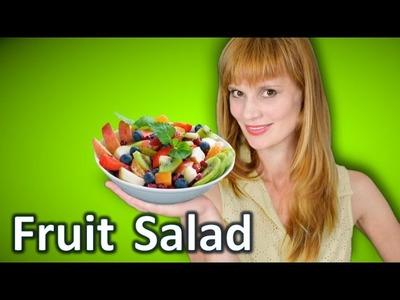 Fruit Salad Recipe - How to Make Fruit Salad